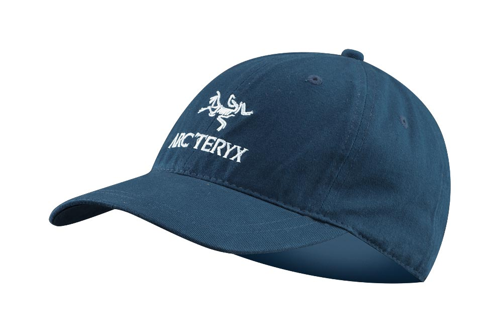 Arcteryx Blue Moon Embroidered Bird/Word Cap
