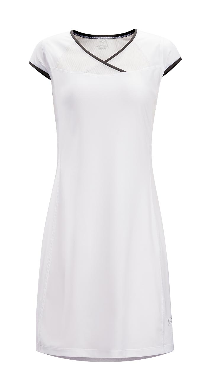 Arcteryx White Kapta Dress - New