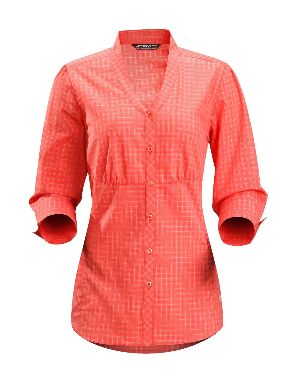 Arcteryx Autumn Coral Destina Shirt LS